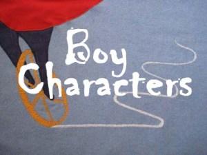 Boy characters