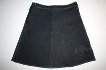 skirt Rosali back